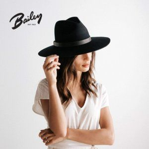 BAILEY of HOLLYWOOD Briar Western Wool Fedora